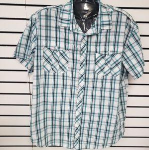 Men's Sean John button up shirt